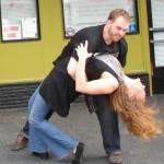 2012-7-15 Studio 6 Ballroom Tango Latin Dancing