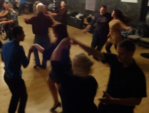 2014-10-24 Studio 6 Ballroom lessons and dancing in Tacoma