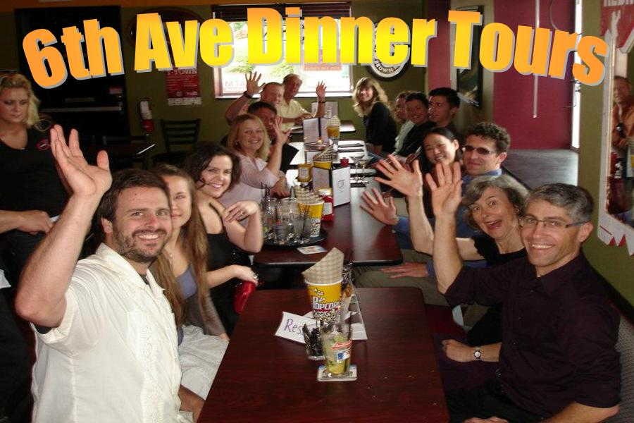 6th Ave Dinner Tours dot com Dinner Tours