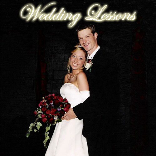Intro Page Slider wedding Welcome to Studio 6 Ballroom!