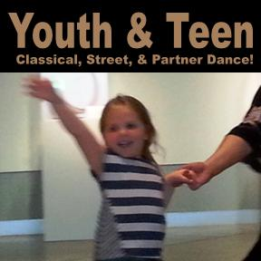 Youth dance at studio 6 ballroom event hall and studios Welcome to Studio 6 Ballroom!