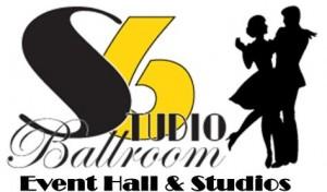 Logo - Studio 6 Ballroom Event Hall and Studios Tacoma WA (2a)