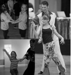 Youth dance at studio 6 ballroom event hall and studios tacoma greyscale