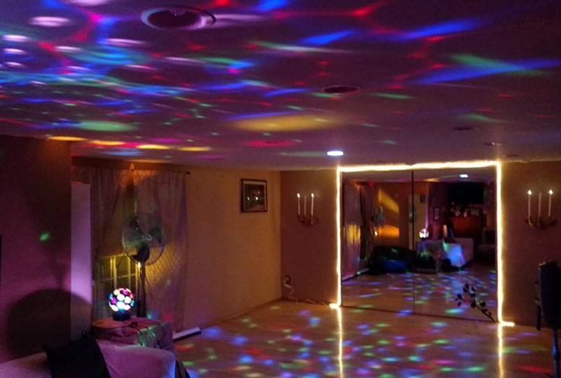 Studio 6 Ballroom Event Hall and Studios Private Event Birthday Wedding Rental Tacoma WA (9)